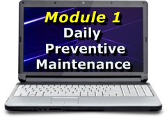Module 1 - Daily Preventive Maintenance