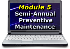 Semi-Annual Computer Preventive Maintenance