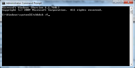 command-prompt-chkdsk-f