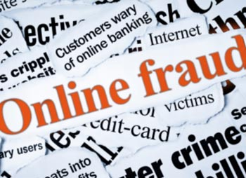 Report Online Fraud
